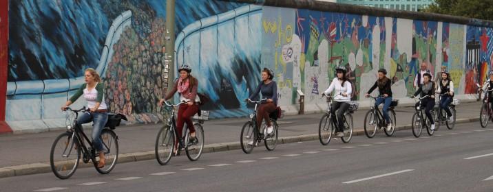 Bicicletas em Berlim: guia da cidade