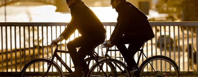 Bicicletas urbanas: Ride on Cycle Chic