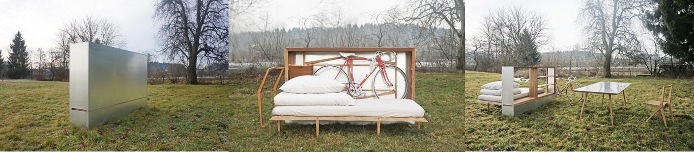 Travelbox box: o lar longe de casa com a sua bike
