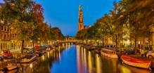 Amesterdão em bicicleta : um guia da cidade