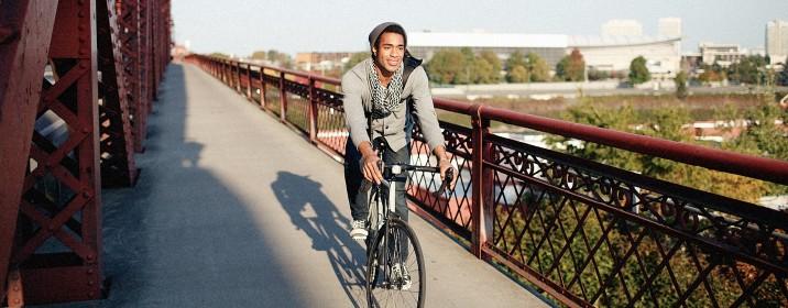 A bicicleta e a redução do stress no dia-a-dia