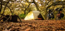 Bike Camping: férias eco friendly