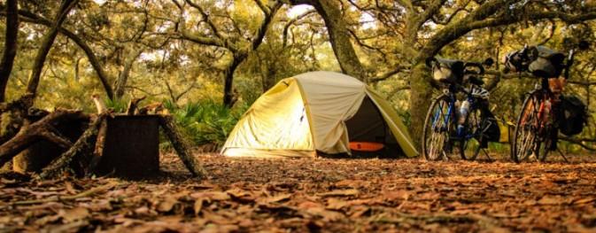 Bike Camping: férias eco friendly