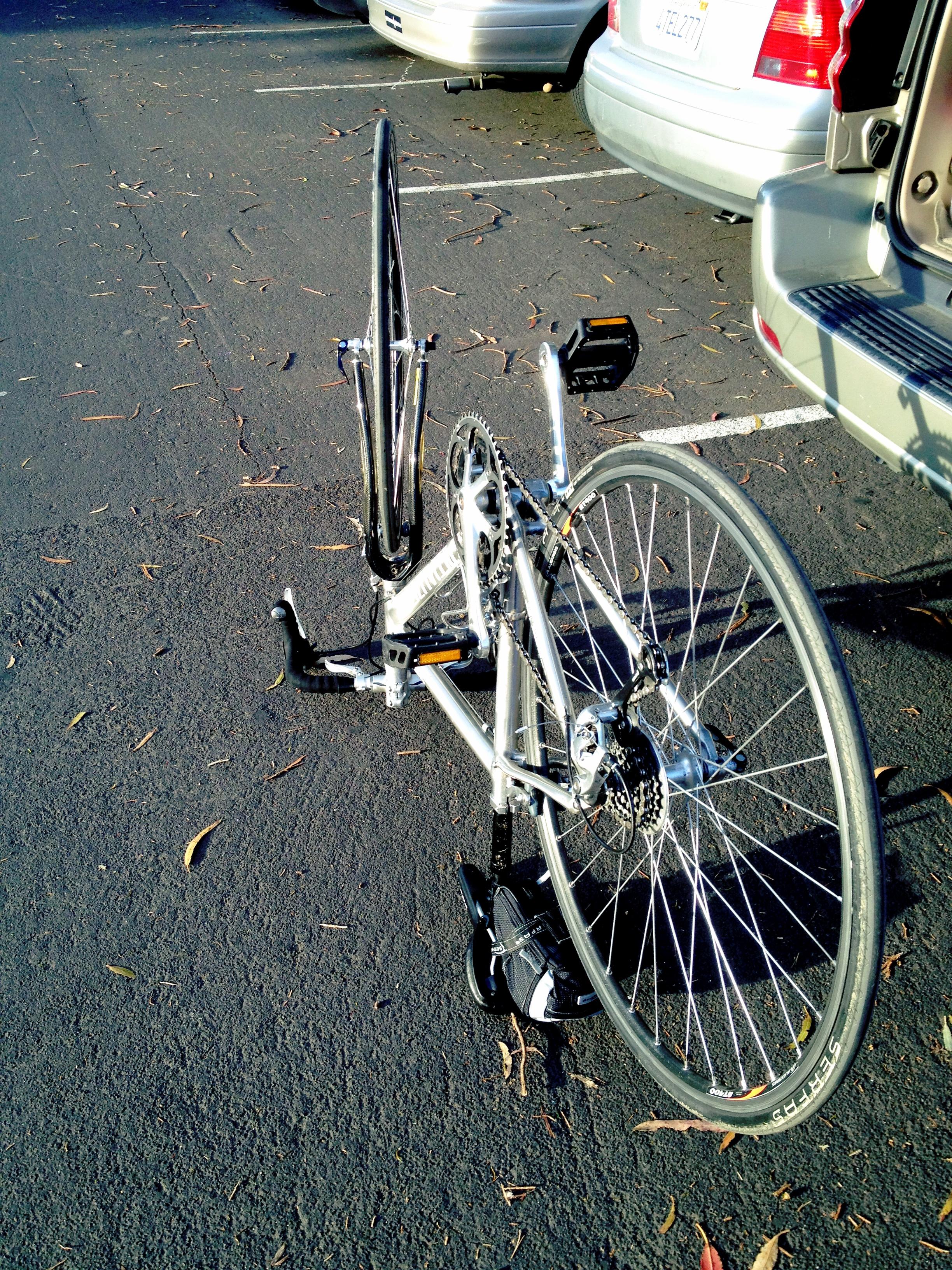 On the go: como reparar um pneu furado