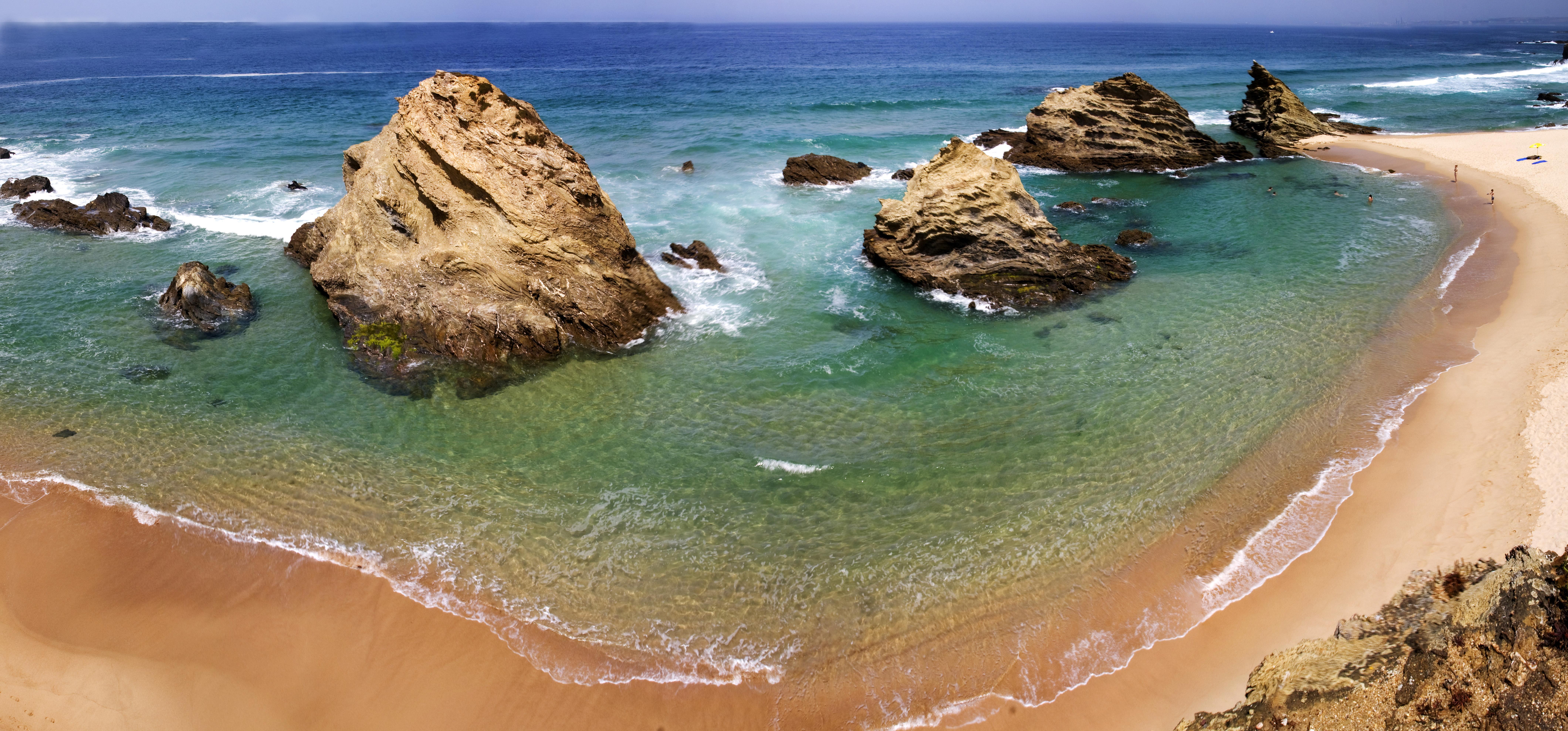 As praias de Portugal mais bonitas para passear de bicicleta