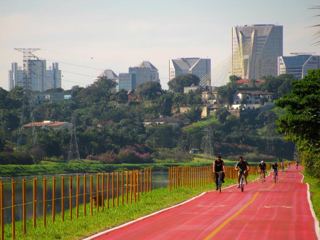 Infraestruturas ciclísticas: uma realidade que serve a todos
