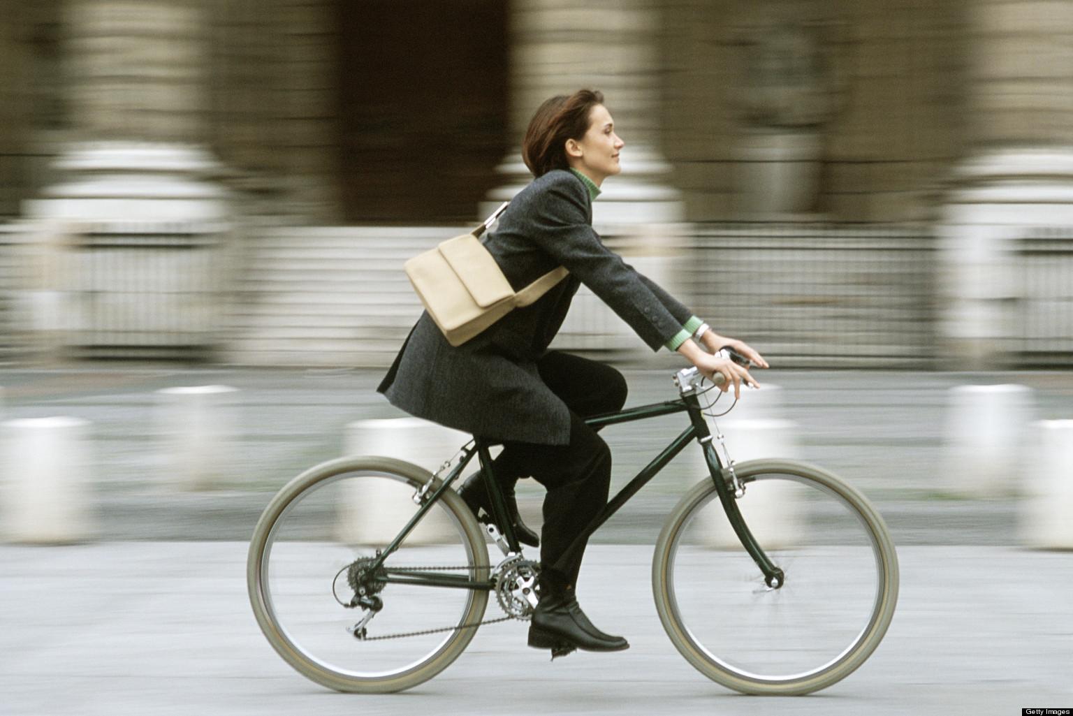 Regresso ao trabalho by bike