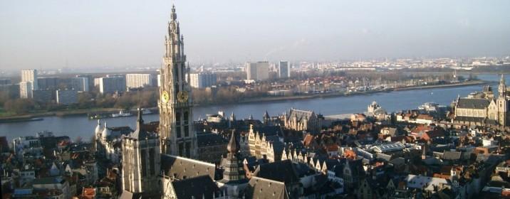 Antuérpia: a cidade bike friendly
