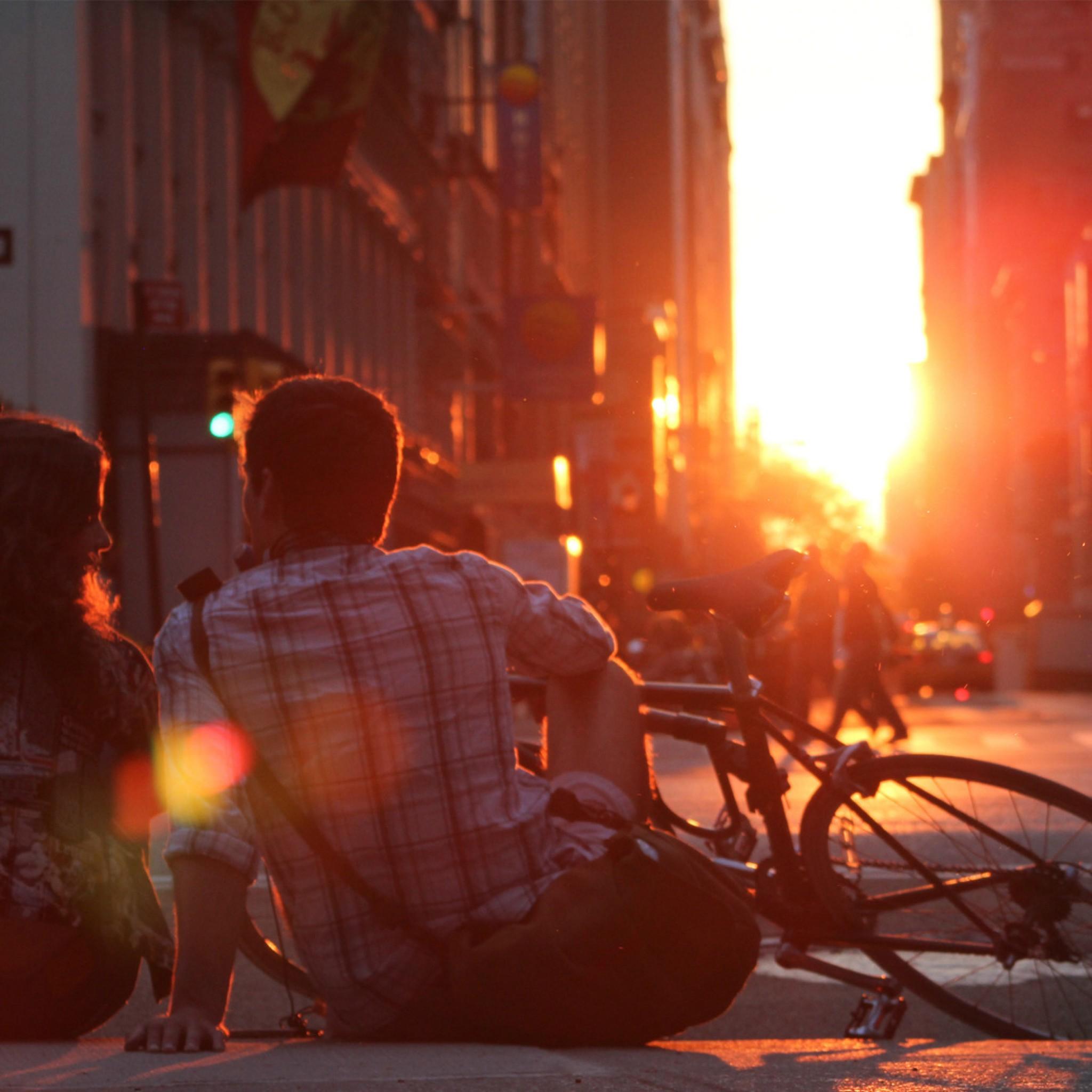 Amor de Bicicleta: namorar e pedalar não tem dia nem hora