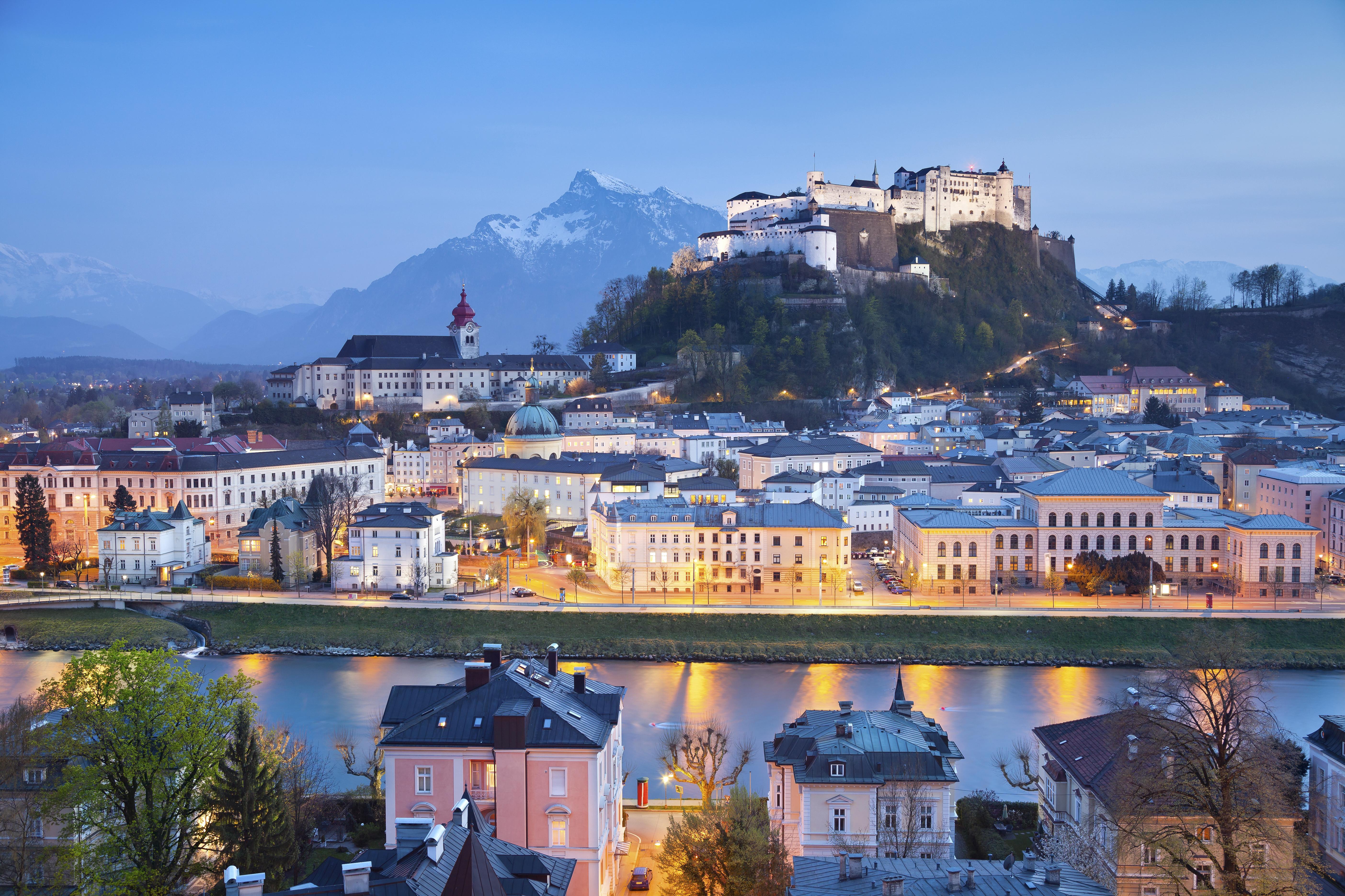 Áustria em Bicicleta: o que visitar