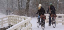 Essenciais: inverno by bike