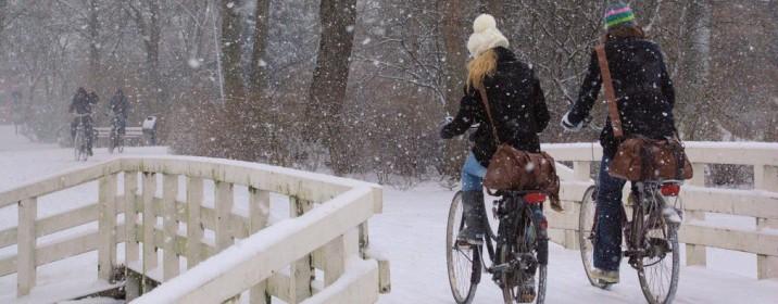 Essenciais: inverno by bike