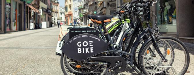 Alugue uma bicicleta para viajar por PortugalAlugue uma bicicleta na Go by Bike para viajar por Portugal